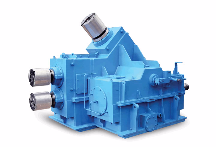 elecon power transmission custom built gearboxes