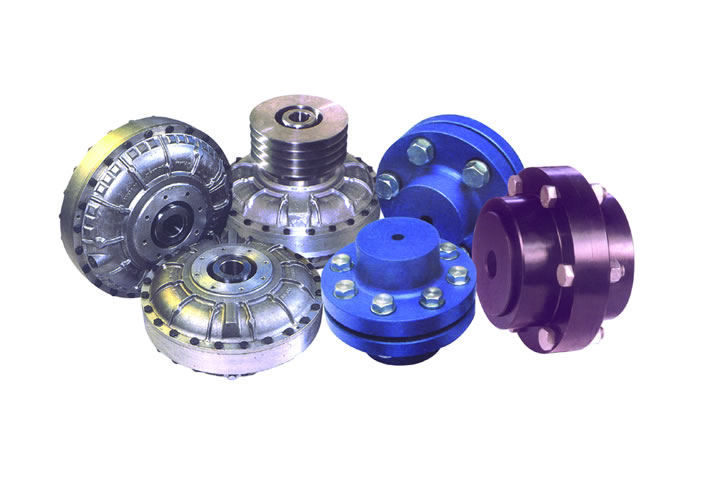 elecon power transmission Couplings