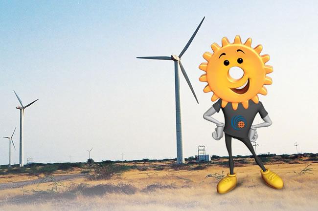 elecon Windmill industry