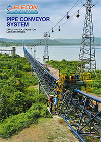 elecon product catalog for PIPE CONVEYORS