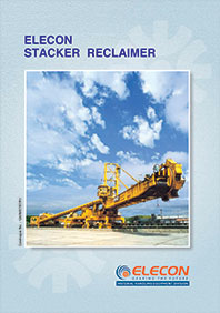 elecon product catalog for STACKER RECLAIMER