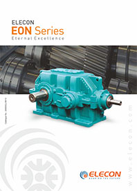 elecon product catalog for EON SERIES