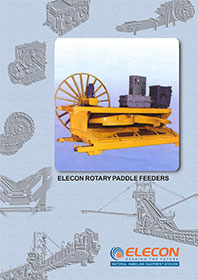 elecon product catalog for PADDLE FEEDER