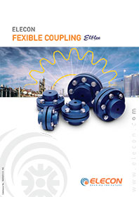 elecon product catalog for ELFLEX FLEXIBLE COUPLING