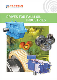 elecon product catalog for Special Helical Gear box for Palm Oil Mill Drive Application