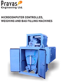 elecon product catalog for Automatic Weighing & Bagging Machine
