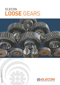 elecon product catalog for PINION SHAFT
