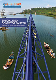elecon product catalog for Down Hill Conveyors
