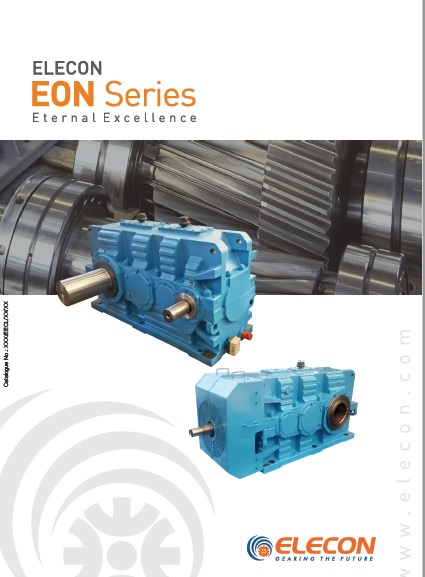 elecon product catalog for Higher Series Extended EON Series
