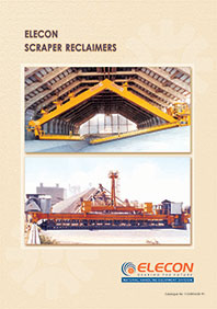 elecon product catalog for BRIDGE TYPE SCRAPER RECLAIMER
