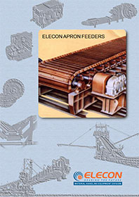 elecon product catalog for APRON FEEDER