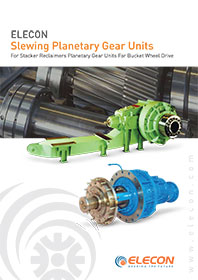 elecon product catalog for SLEW DRIVE