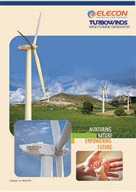 elecon product catalog for Wind Turbines