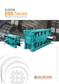 elecon product catalog for EOS SERIES