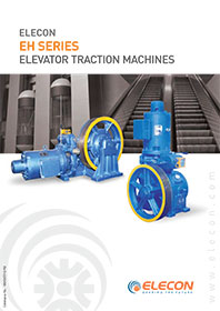 elecon product catalog for EH Series-EH 130