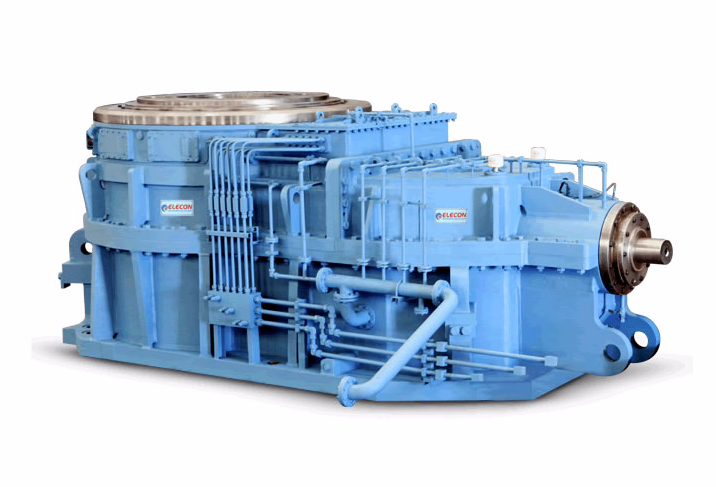 elecon product VERTICAL ROLLER MILL DRIVE GEARBOX