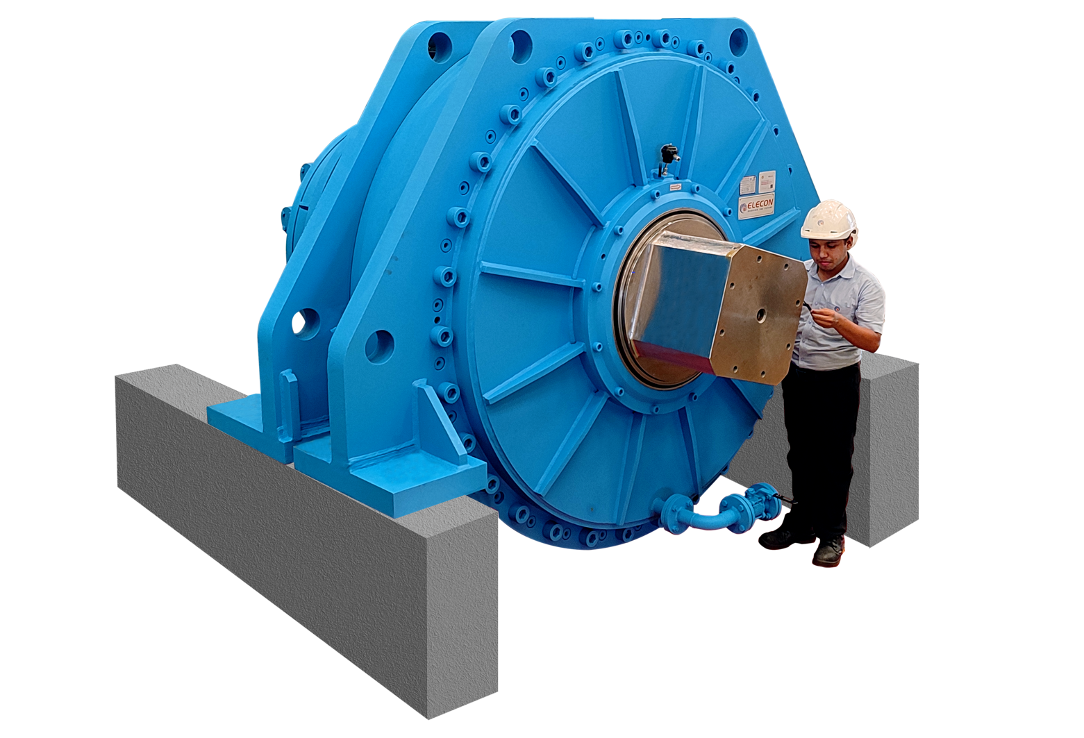 elecon product CO-AXIAL SUGAR MILL PLANETARY GEARBOX