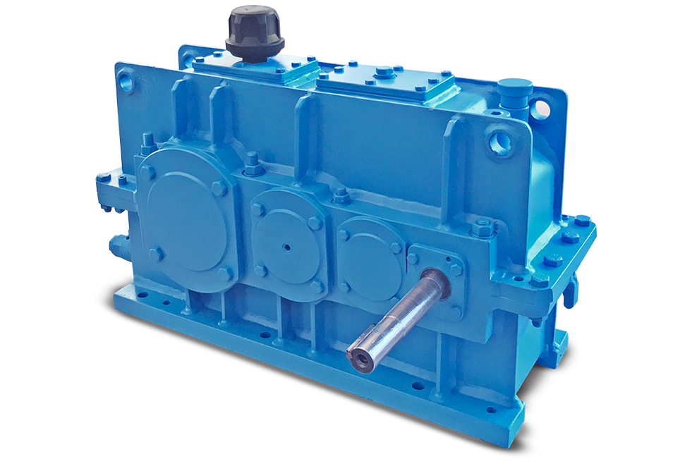 elecon product CRANE DUTY GEAR BOX