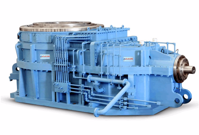 elecon product VERTICAL ROLLER MILL DRIVE GEARBOX 2