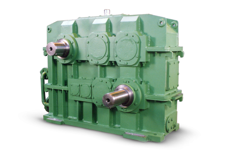 elecon product CUSTOM BUILT GEAR BOX FOR CALENDAR DRIVE