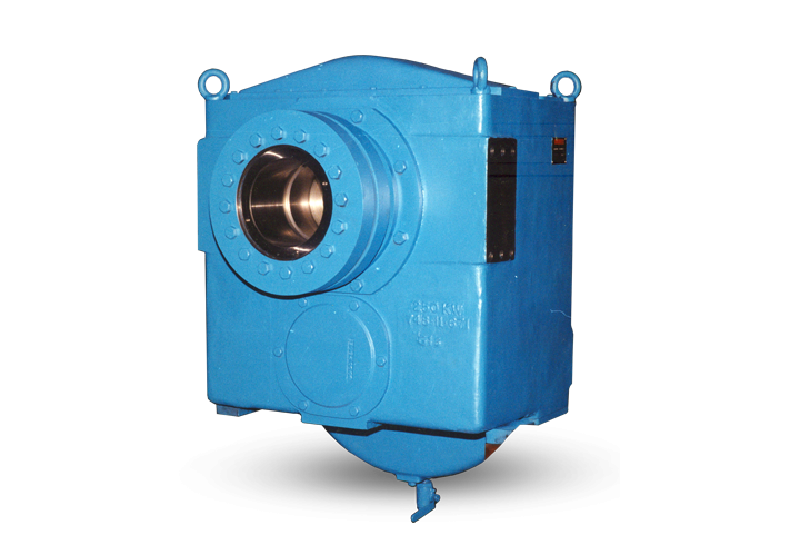 elecon Small & Medium Wind Turbine Gearboxes - SBH 410/S & SBH 280/80