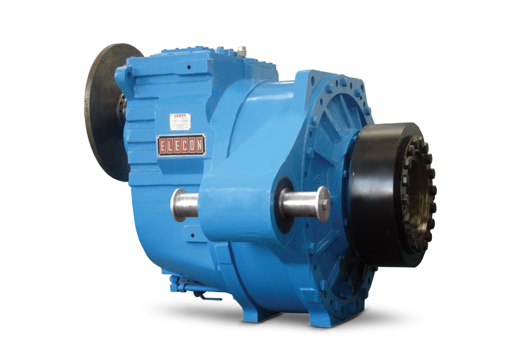 elecon High Capacity Wind Turbine Drive Gear Box
