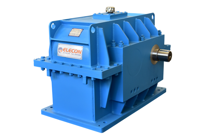 elecon product High Speed, Single Stage, Double Helical gear box