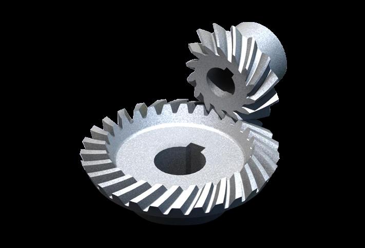 elecon product SPIRAL BEVEL GEARS -HARD CUT  2