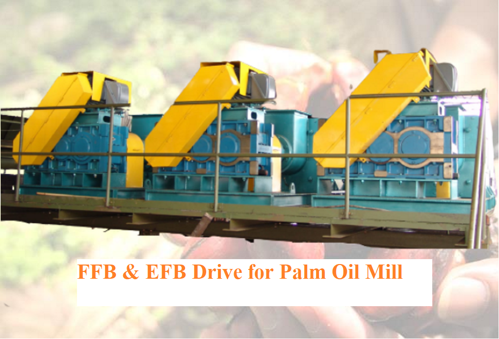 elecon product Palm Oil Drives  8