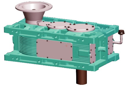 elecon Vertical Gear Box