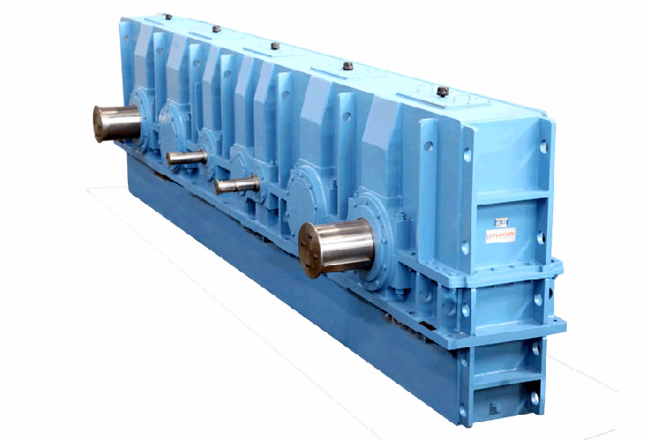 elecon MAIN HOIST GEARBOX