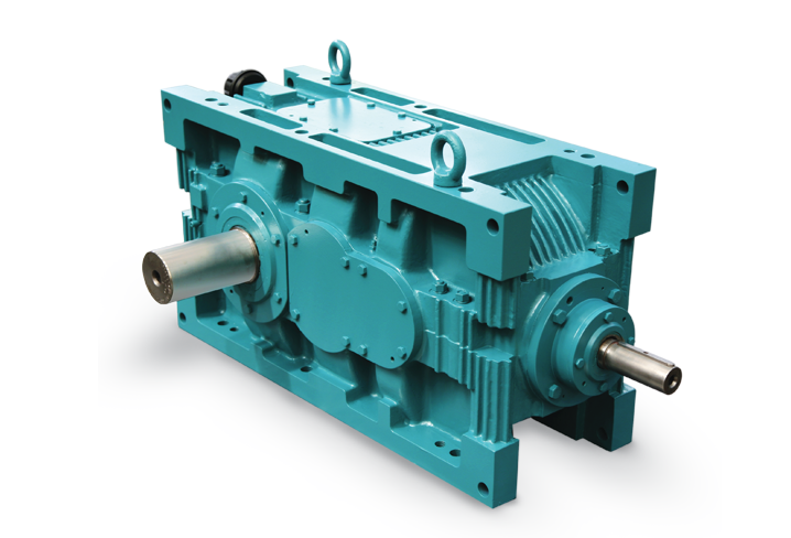 elecon EOS SERIES  (Helical and Bevel Helical Gearboxes)