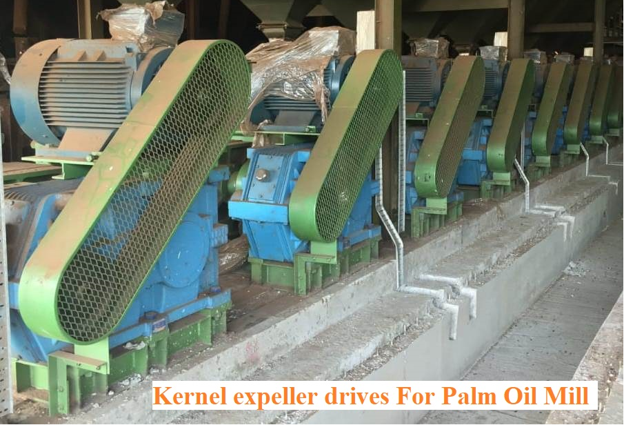 elecon product Palm Oil Drives  6