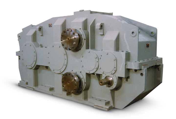 elecon product BRIQUETTING GEAR BOX FOR SPONGE IRON PROJECT