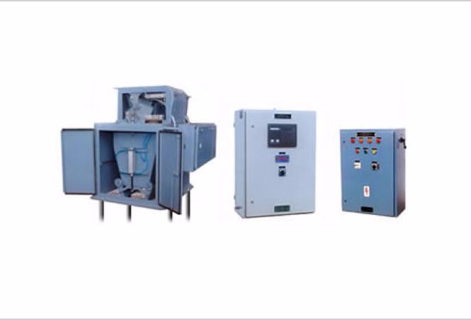 elecon product Automatic Weighing & Bagging Machine