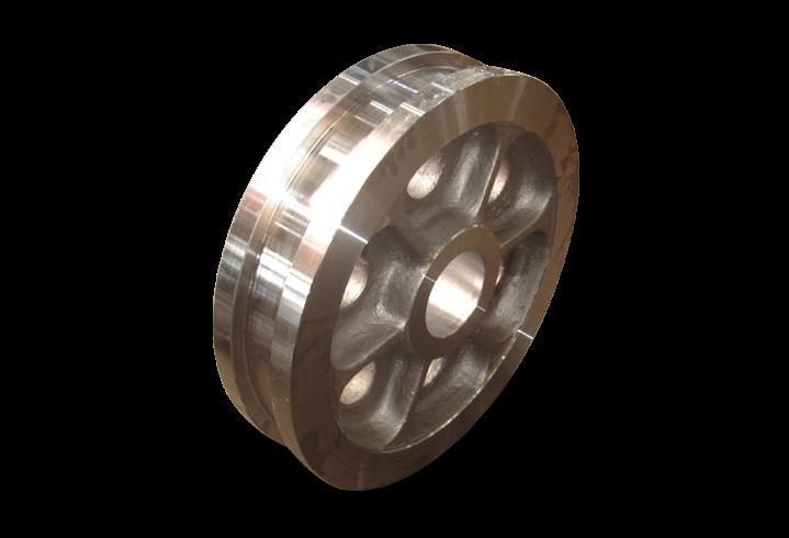 elecon product Bogie Wheel