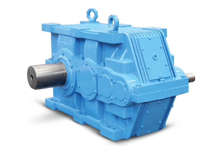 elecon Special Helical Gear box for Palm Oil Mill Drive Application