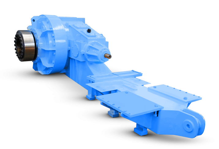 elecon product BUCKET WHEEL DRIVE