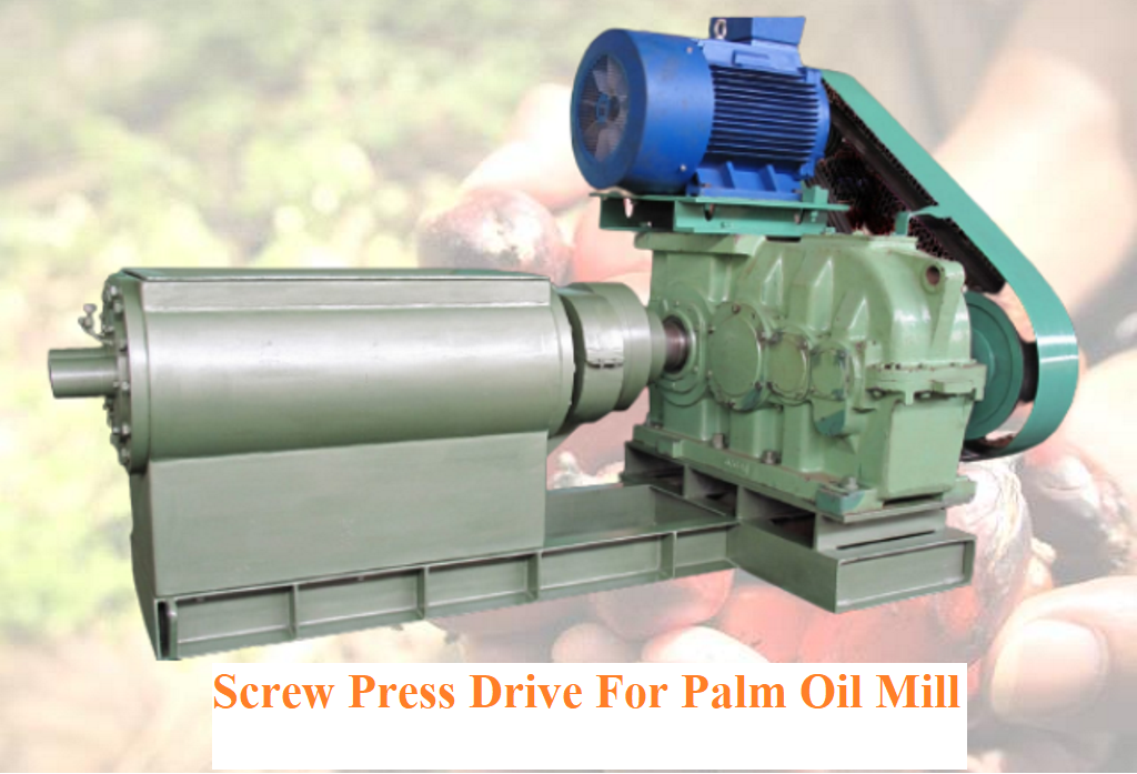 elecon product Palm Oil Drives  7