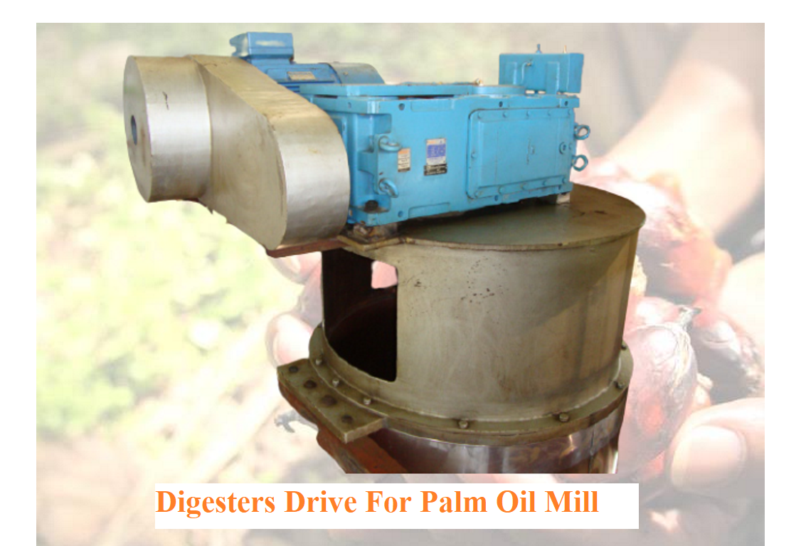 elecon product Palm Oil Drives  9