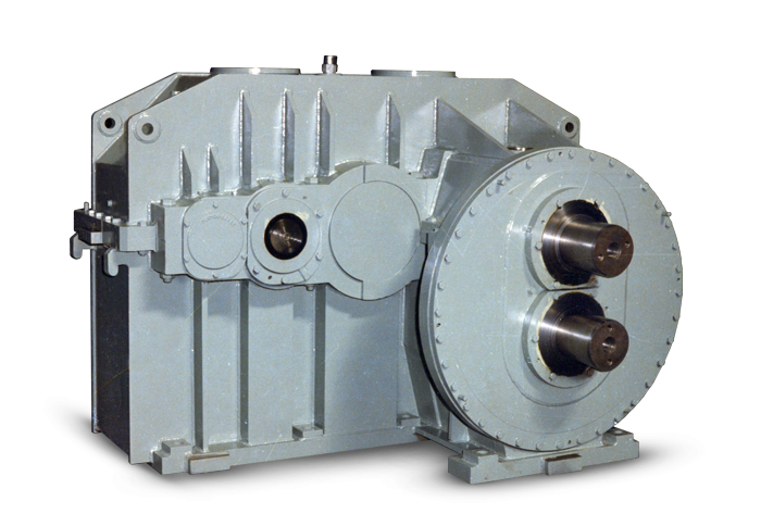 elecon product GEAR BOX WITH PINION STAND FOR WIRE ROD MILL DRIVE 2