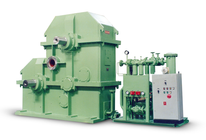 elecon Piercing Mill Gearbox