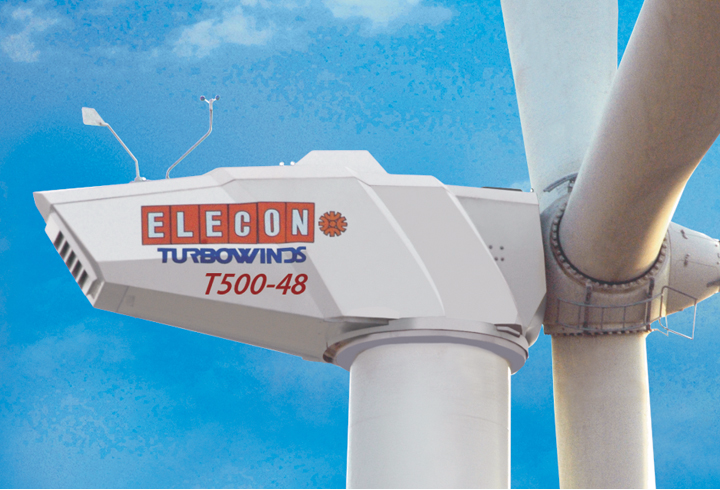 elecon Wind Turbines